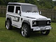 2008 Land Rover Defender 90