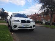 Bmw X5 3.0 2013 BMW X5 XDRIVE30D M SPORT AUTO WHITE