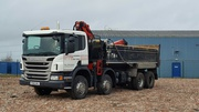 T G Commercials Offers the Best 3.5 Tonne Tipper Hire in Bolton